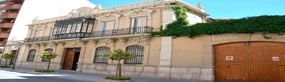 altimggeneralCASA PALACIO DE ESTILO MODERNISTA - Ciudad Real