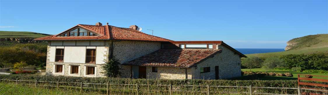 altimggeneralA HOUSE NEXT TO THE CLIFFS - Cantabria