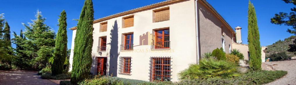 Comprar fincas rusticasMAS�A TOTALMENTE REHABILITADA - Alicante