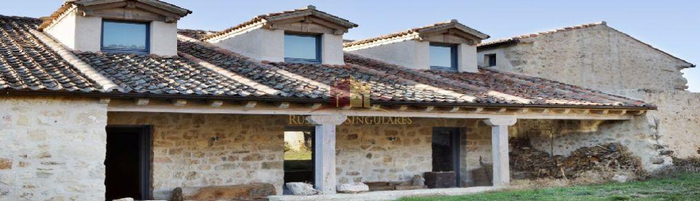 Comprar fincas rusticasEXCELENTE CASA DE CAMPO CON JARD�N - Segovia