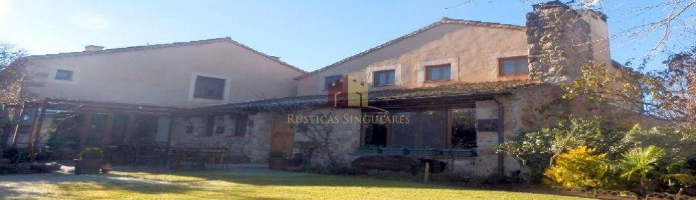 Comprar fincas rusticasCASA DE CAMPO EN SOTOSALBOS - Segovia