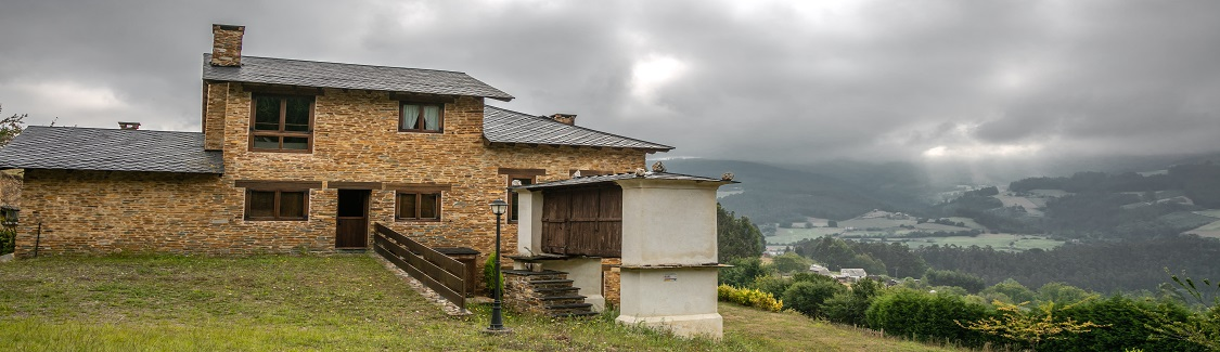 altimggeneral HOUSE WITH VIEWS OF THE EO VALLEY - Asturias