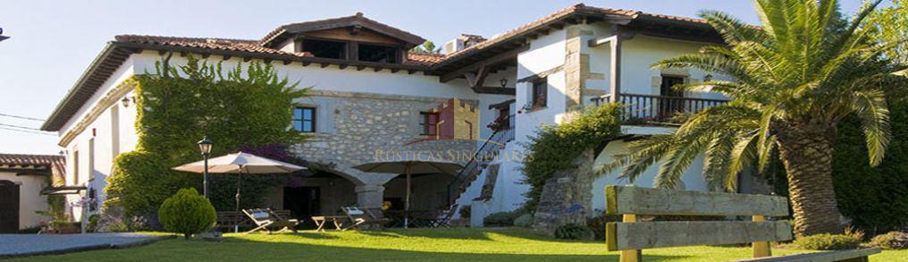 Comprar fincas rusticasELEGANTE ESTILO TRADICIONAL  - Cantabria