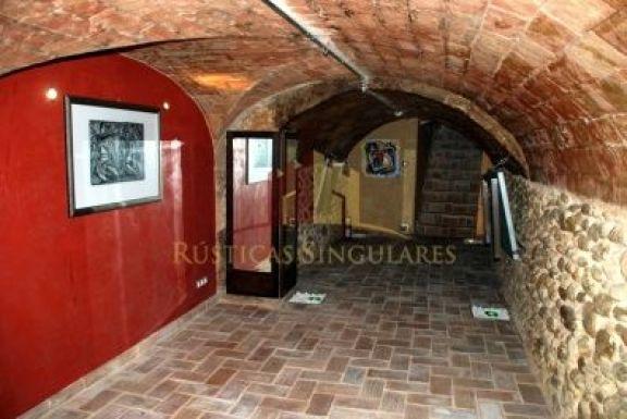 Cellar rehabilitated