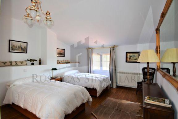 Dormitorio casa de invitados