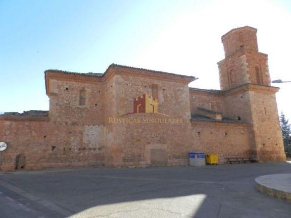 Convento del XVIII en Zaragoza