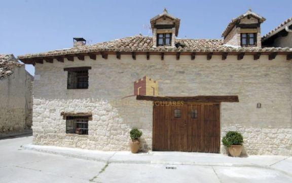Casa del siglo XVIII en Valladolid