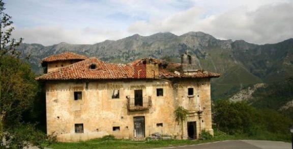 Palacio en Asturias