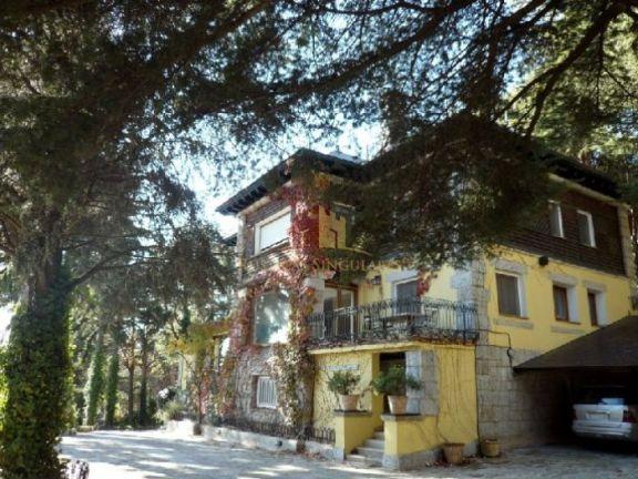 Vivienda en Miraflores de la Sierra (Madrid)