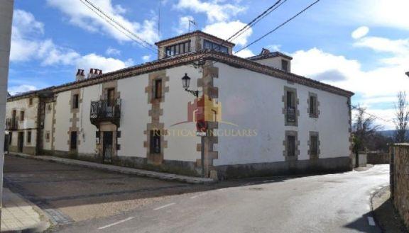 Casa con solera en un rincón de Soria