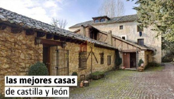 Las mejores casas de Castilla y León