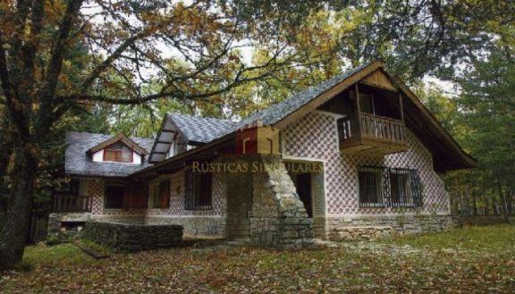 Casa de campo en el Valle de Lozoya