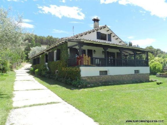 Casa de campo cerca del pantano de Entrepeñas